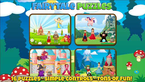 Fairytale Puzzles