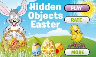 Screenshot of Easter Eggs Hidden Objects