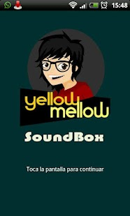 Yellow Mellow Soundbox - screenshot thumbnail