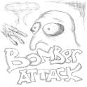 Bomber Attack logo