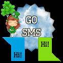 GO SMS - Clover Fairy icon