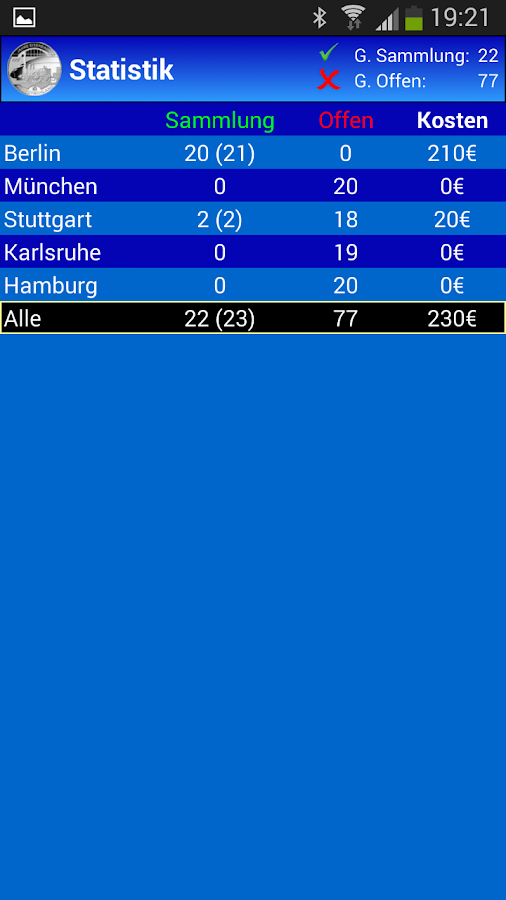 10 €uros - Germany- screenshot