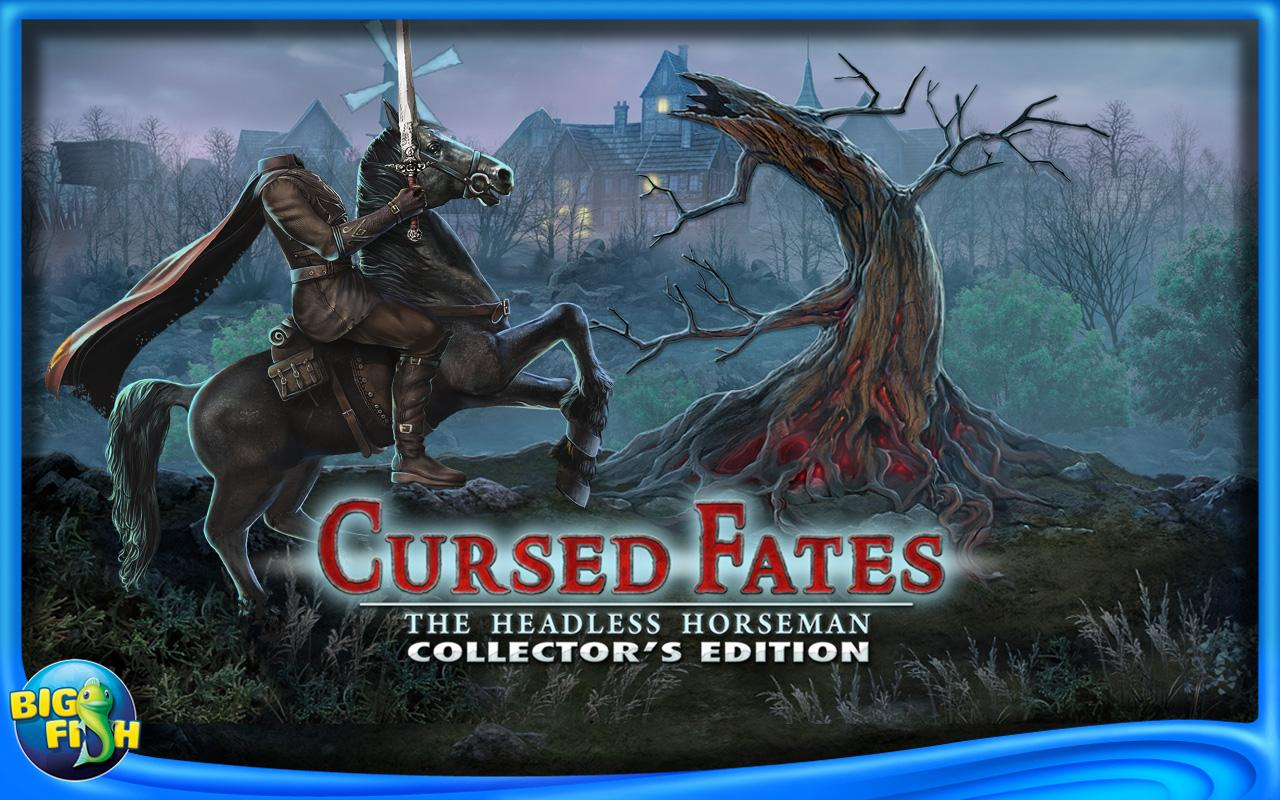 Cursed Fates: The Headless Horseman- screenshot