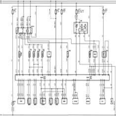 Citroën Saxo Wiring Diagrams
