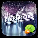(FREE) GO SMS FIREWORKS THEME icon
