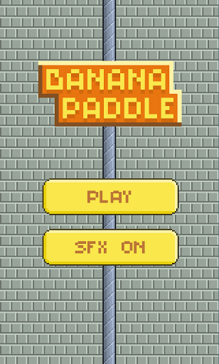 Banana Paddle