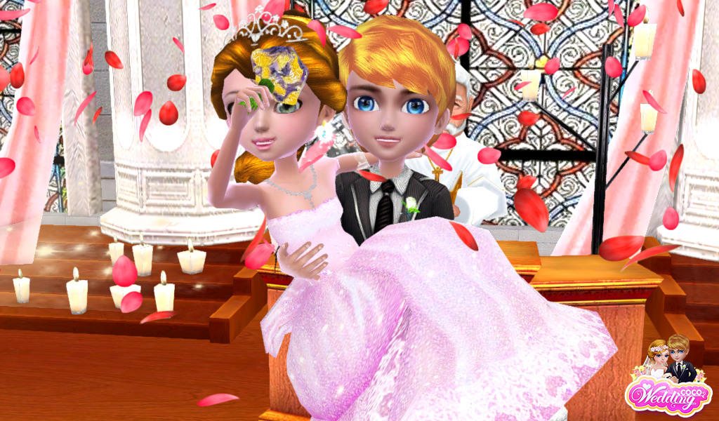 Coco Wedding- screenshot