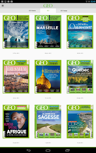 Le monde de GEO magazine- screenshot thumbnail