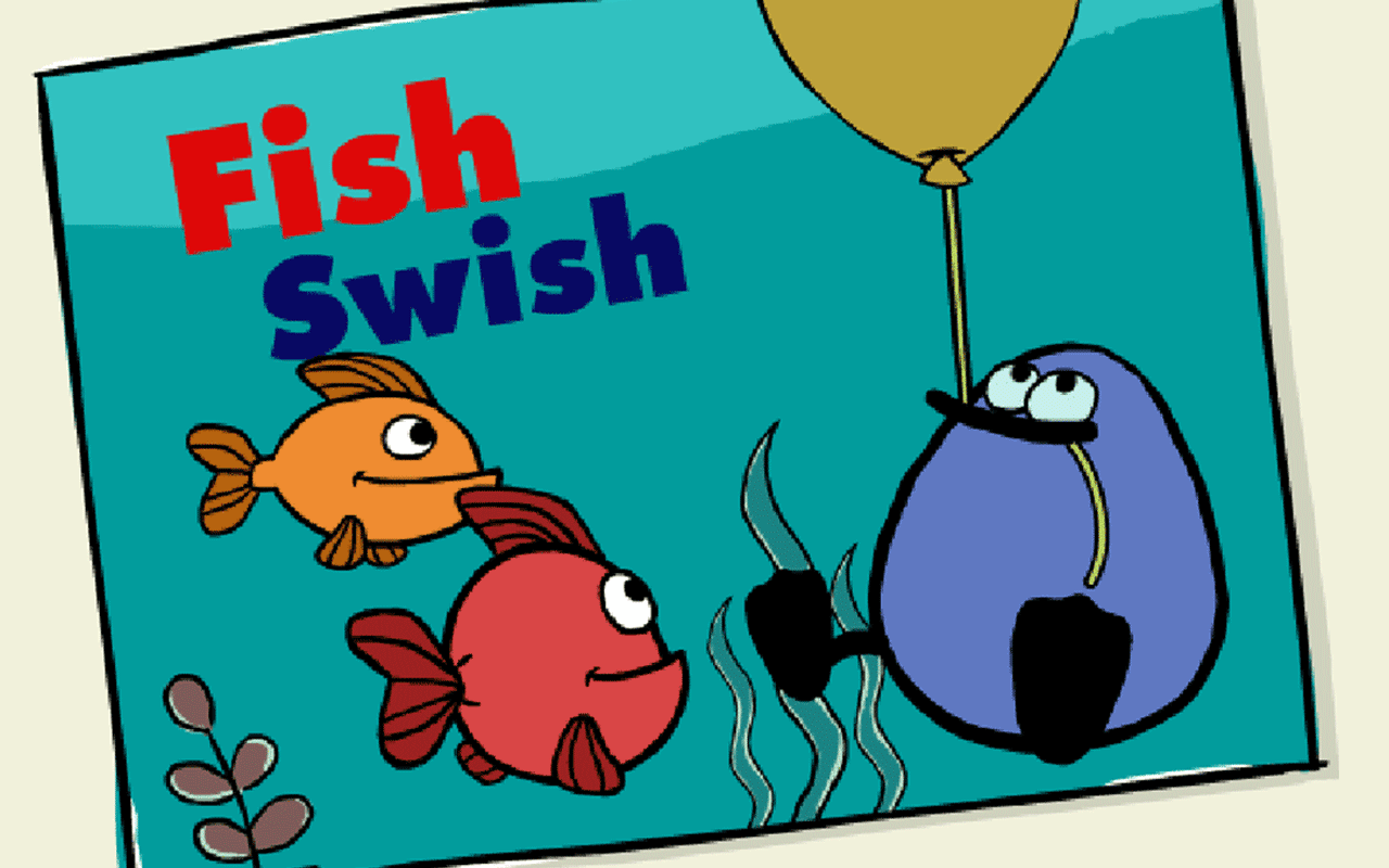 PEEP Fish Swish- screenshot