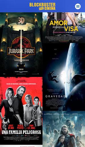 Blockbuster Cinema