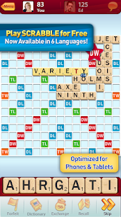 SCRABBLE - screenshot thumbnail