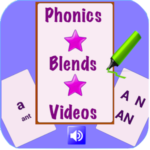 Phonics and Blending for Kids 教育 App LOGO-APP試玩