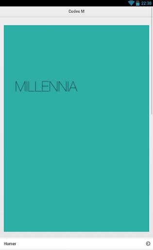 Codex Millennia