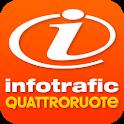 Infotrafic Quattroruote logo