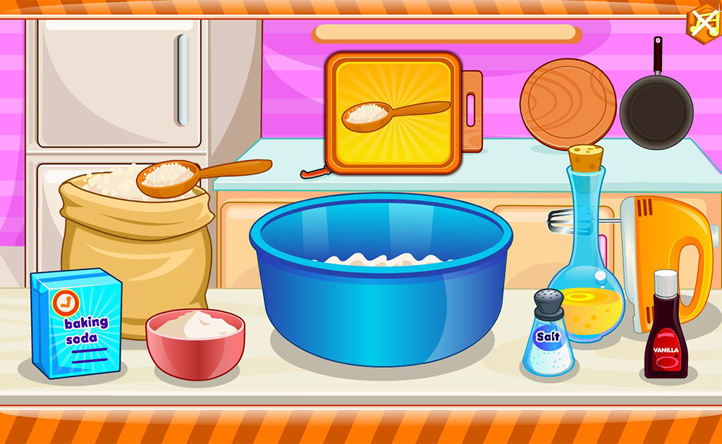 Screenshots of Ratatouille pizza for iPhone