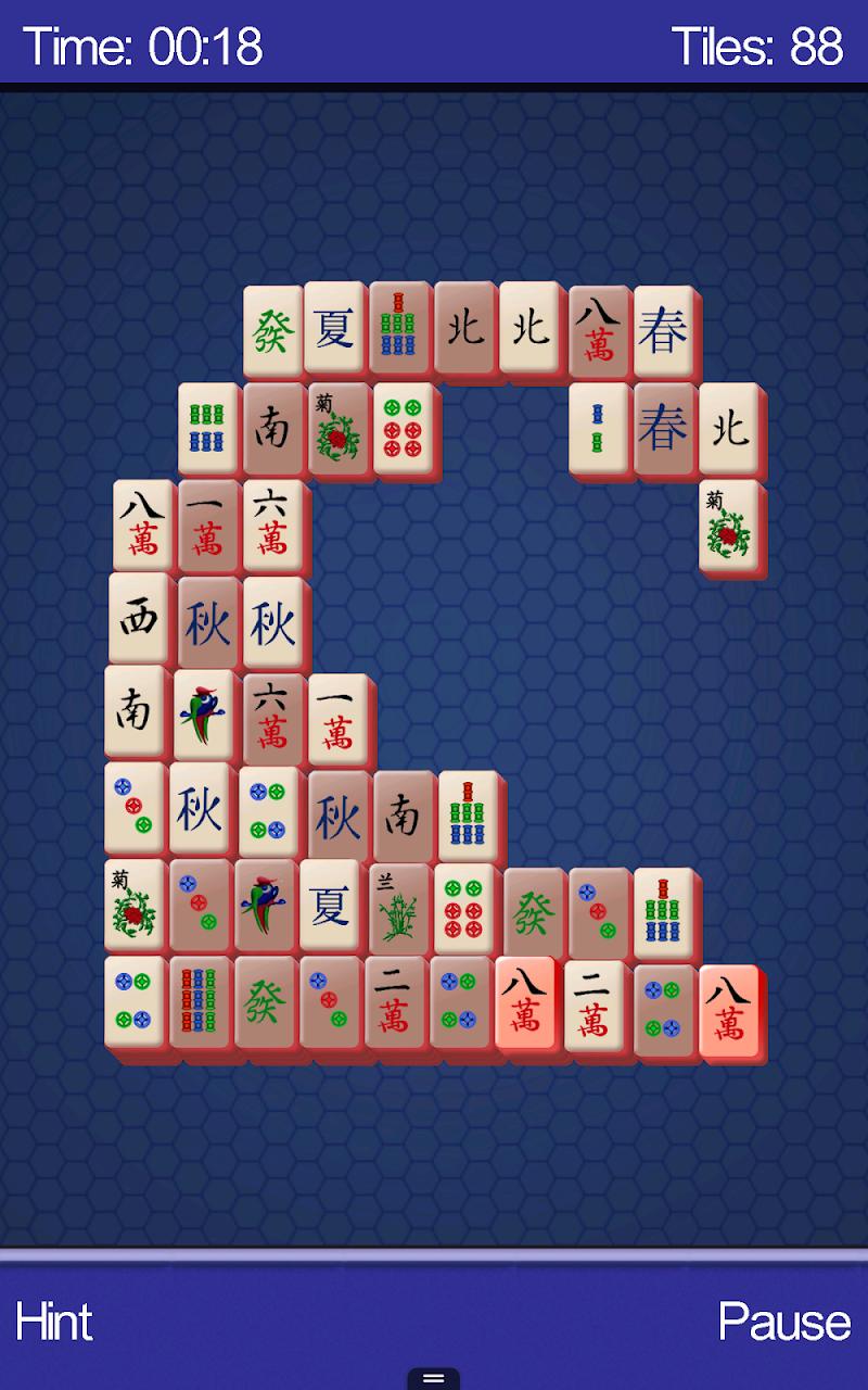 Mahjong (Full) Screenshot 8