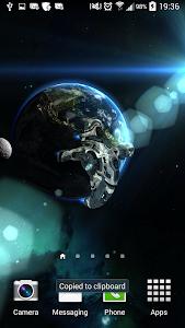 Space Explorer - PRO LWP v1.1.5