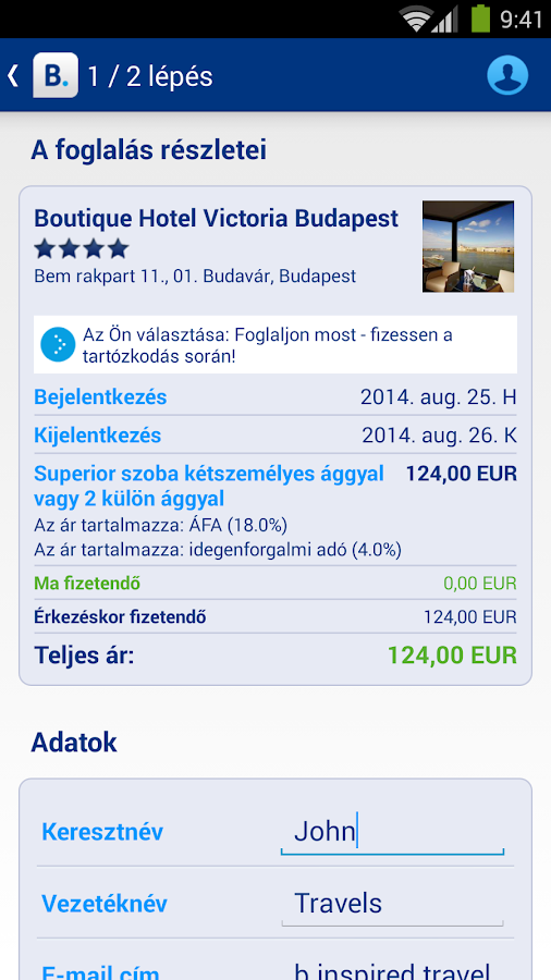 Booking.com - 445 000+ hotel - screenshot