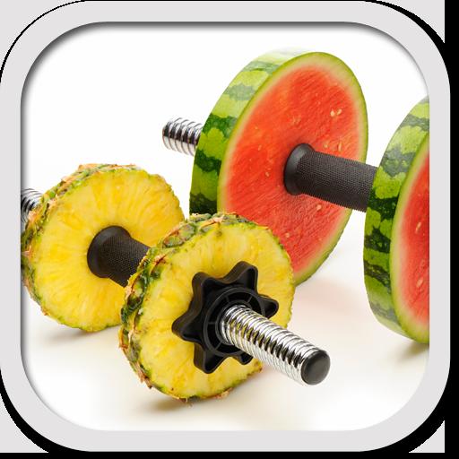 Фитнес, бодибилдинг, здоровье+ LOGO-APP點子