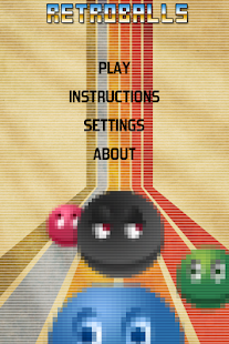 Retroballs- screenshot thumbnail