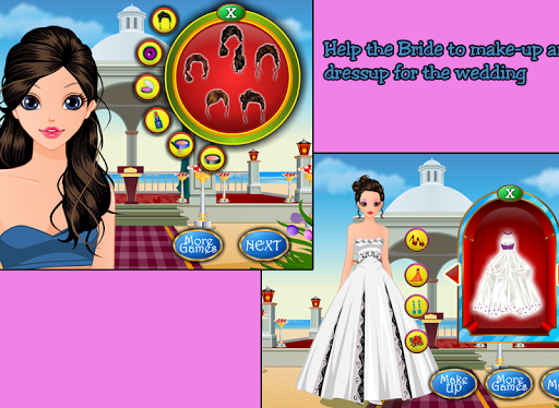 Wedding dressup and decoration 1.0.0 screenshots 10