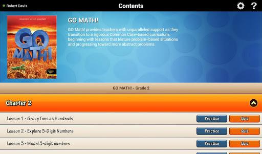 Go Math Daily Grade 2