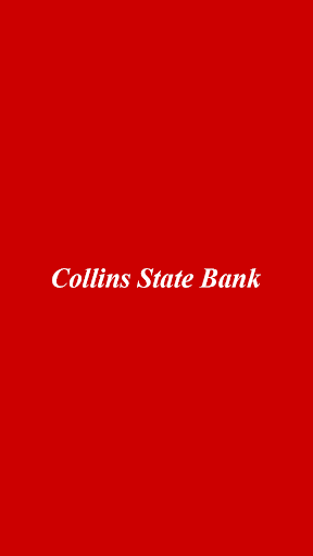 Collins State Bank Mobile