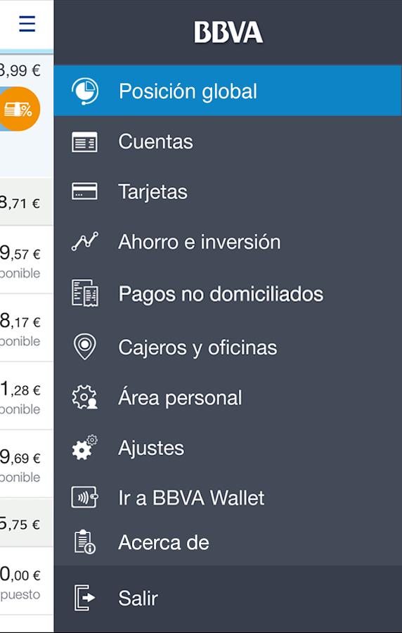 BBVA | España - screenshot