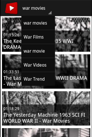 War Movie Channel