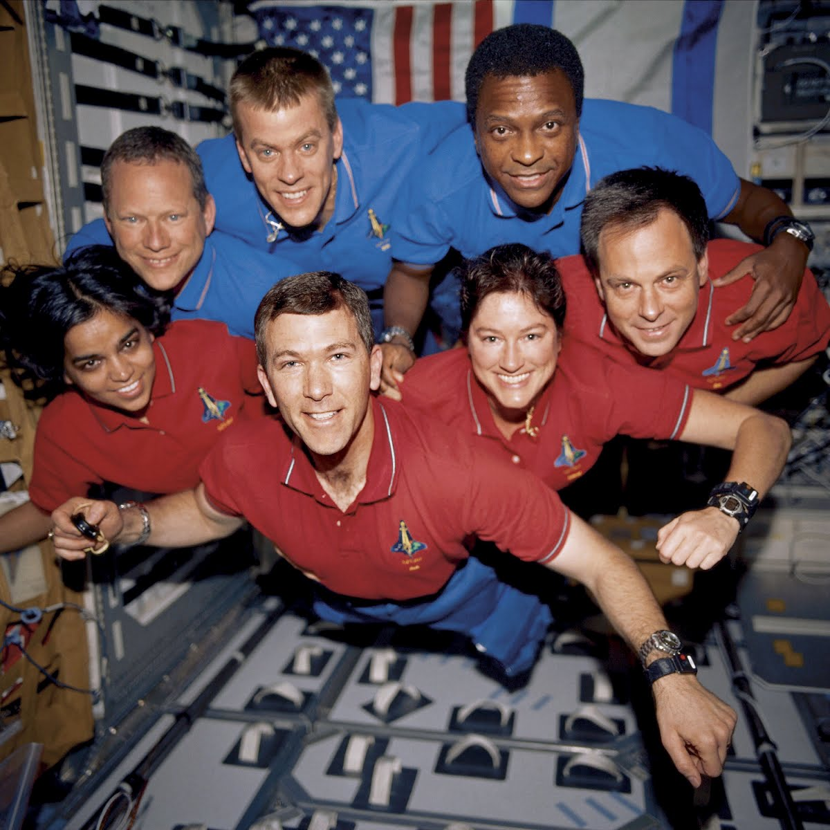 space shuttle columbia disaster crew - photo #19