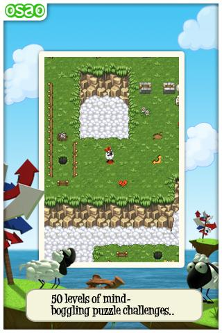 Sheep Mania - Puzzle Islands - screenshot