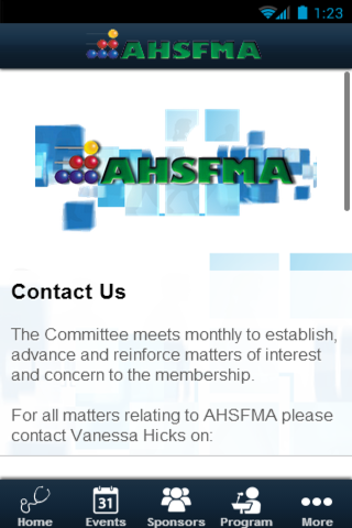 AHSFMA