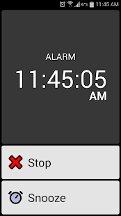 BIG Alarm- screenshot thumbnail