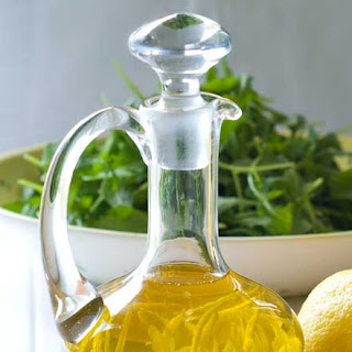 Gluten Free Lemon Infused Olive Oil Recipe