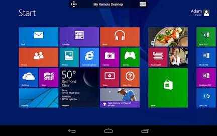 Microsoft Remote Desktop Screenshot 24