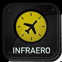 Infraero Voos Online logo