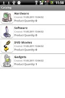 Screenshot of osCommerce Administrator