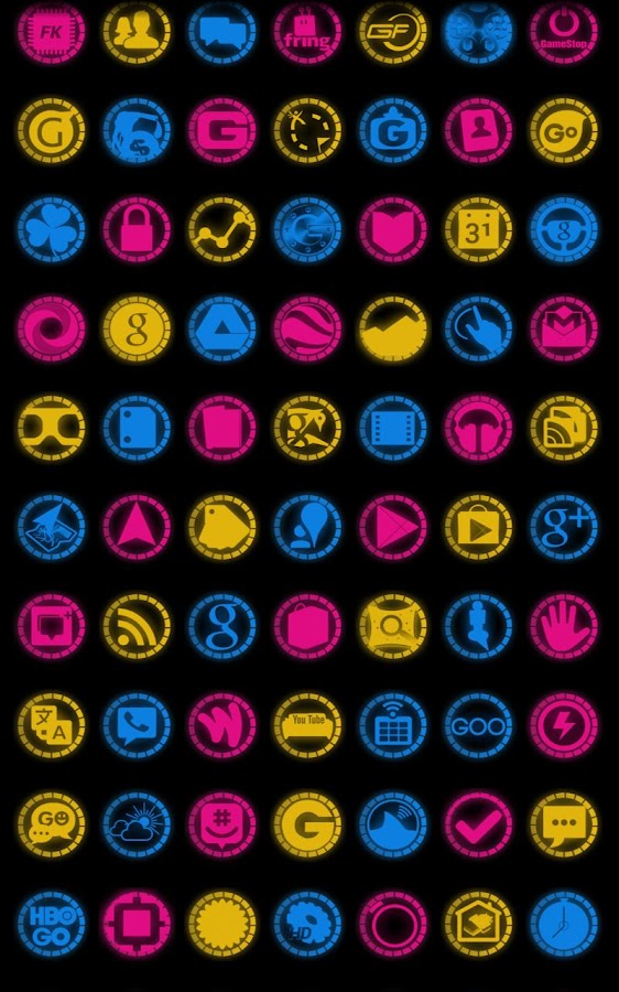 Illuminate - Icon Pack- screenshot