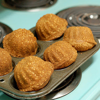 Millet in Jars and Muffins