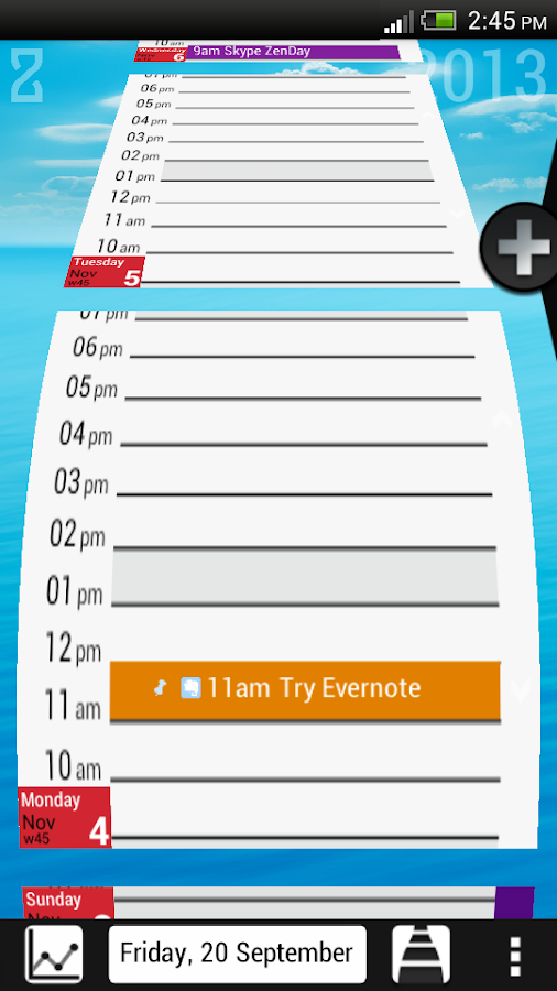ZenDay: sync Reminders - screenshot