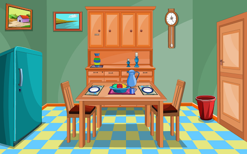 Room Escape Puzzle Dining Room Android Apps On Google Play