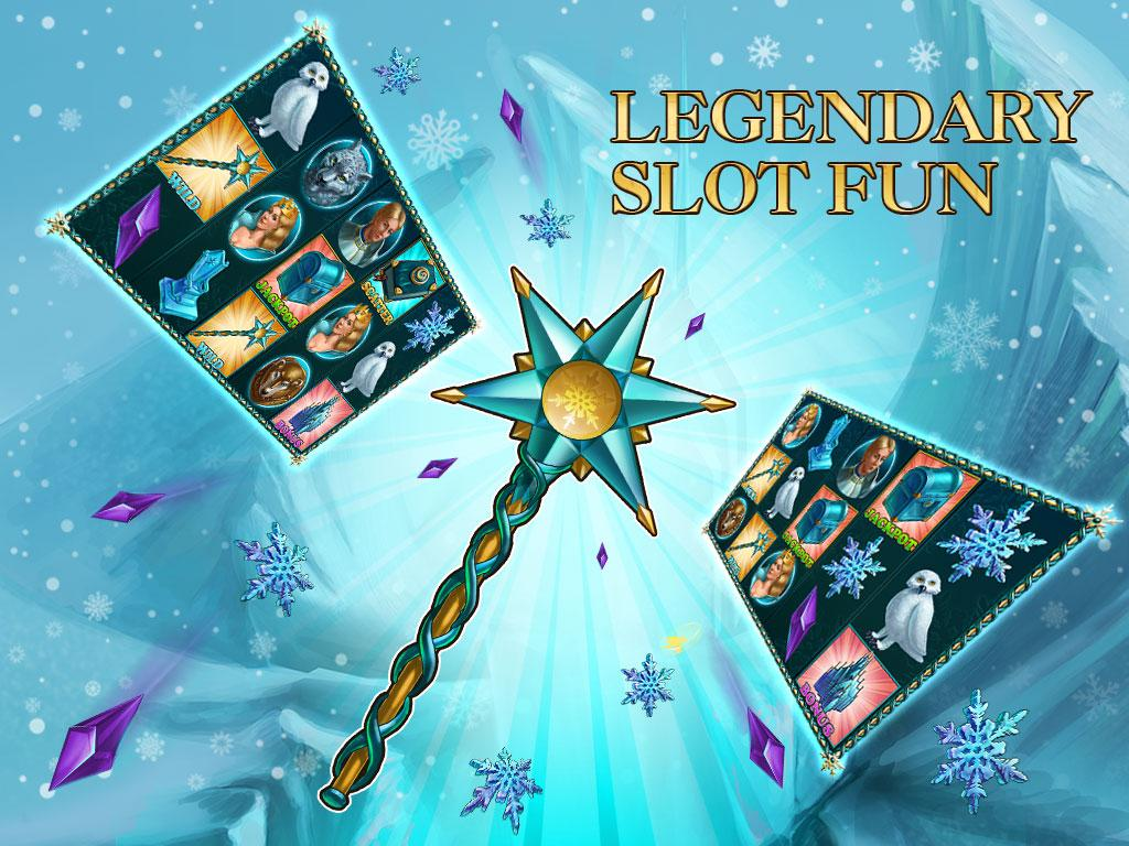 free slot winter fun