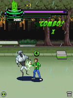 Screenshot of Ben10 Vengeance of Vilgax FREE