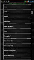 Screenshot of Kalkulator Konversi Unit