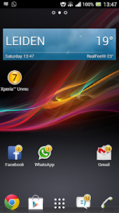 Xperia™ Unread