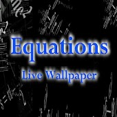 Equation Physics LiveWallpaper
