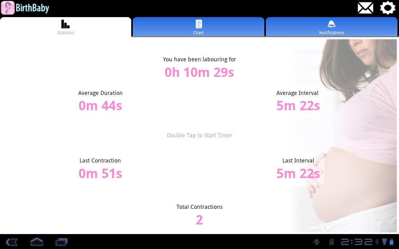BirthBaby for Tablet- screenshot