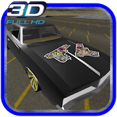 American Car Modified 3D