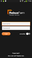 Screenshot of RebusFarm