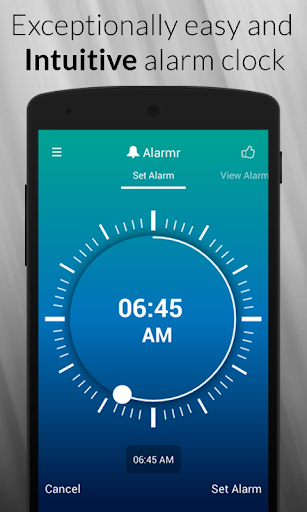 Alarmr- My Wakeup alarm clock